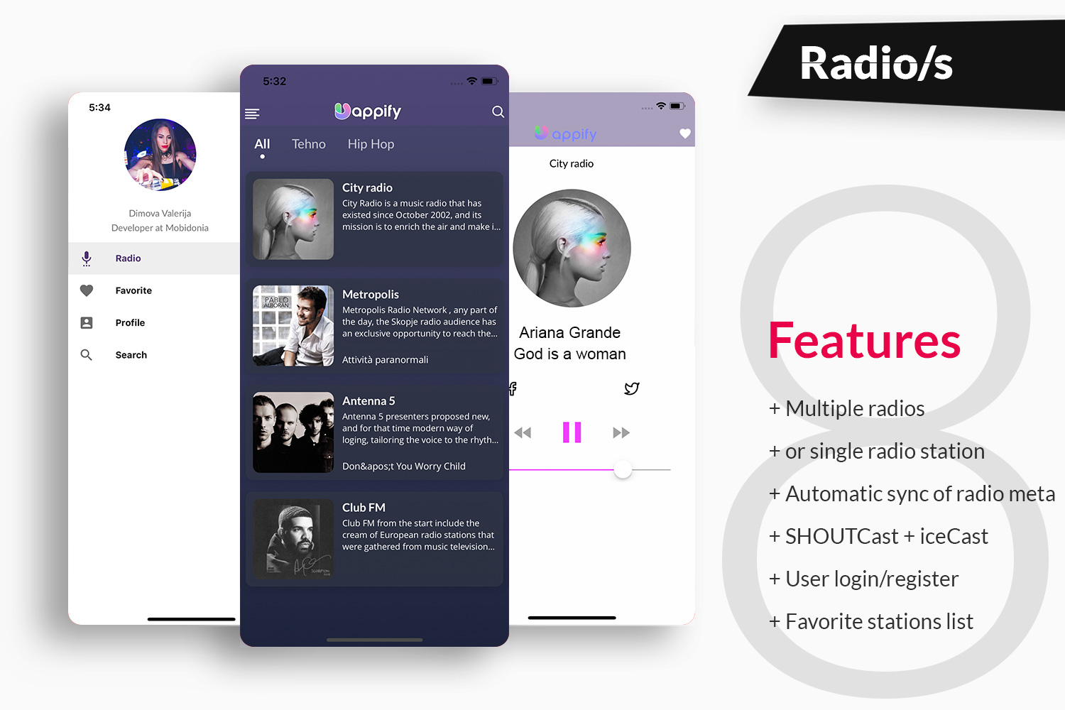 React App Builder - Unlimited number of apps