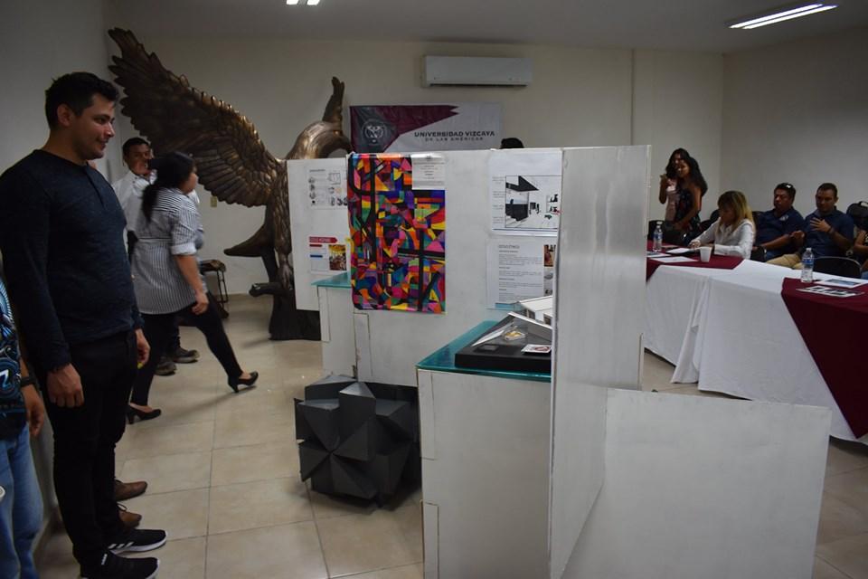 Tercera Exposición de Maquetas