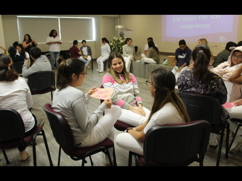 Jornada de la Salud de Universidad Vizcaya
