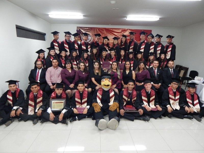 Graduación Generación 2016-2019