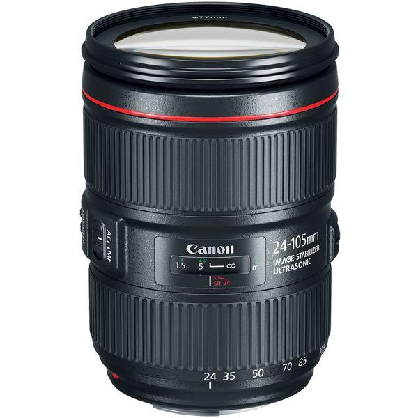 Canon 24-105mm f/4 II (Lens)