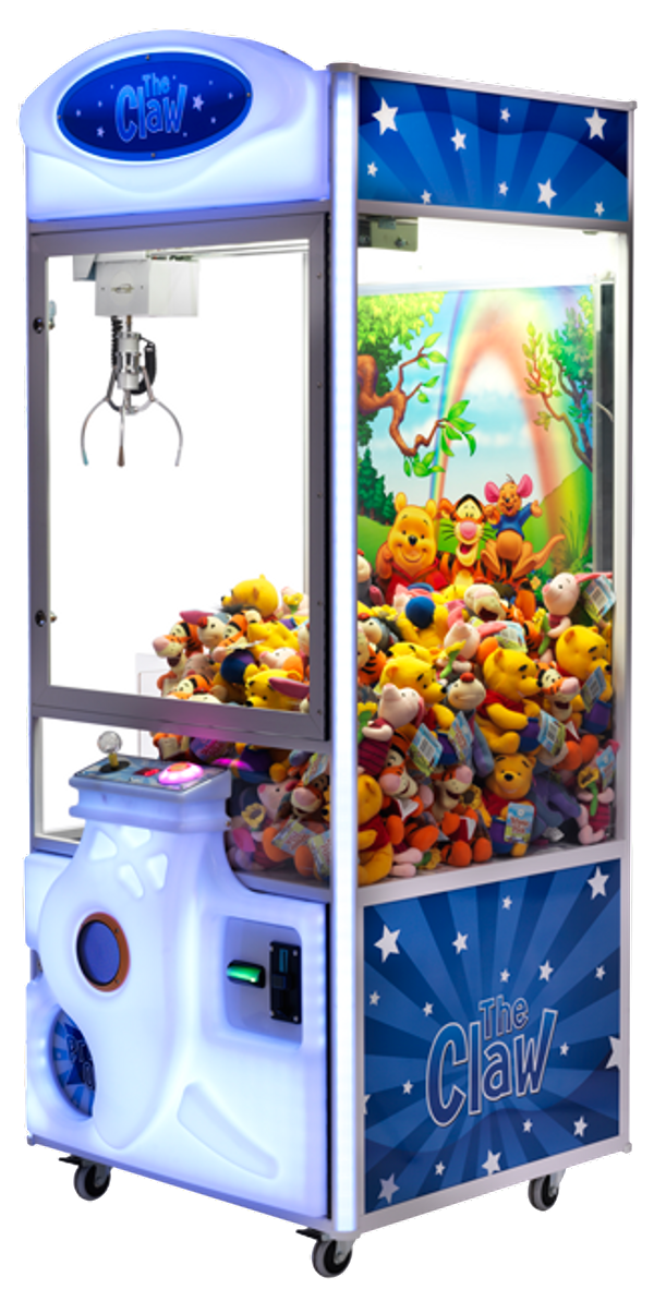 GAME CLAW MACHINE