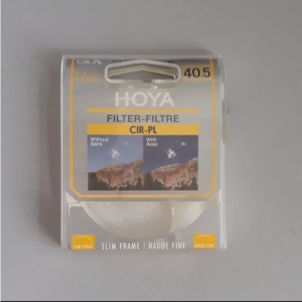 Hoya slim filter lens 40.5mm (DSLR/Mirrorless)