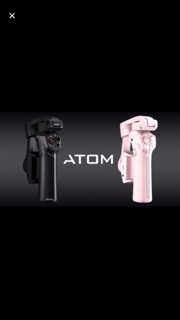 snoopa atom portable mobile gimbal