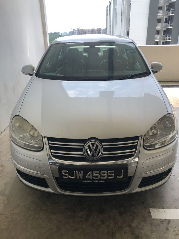 Volkswagen Jetta 1.4 TSI for rent!