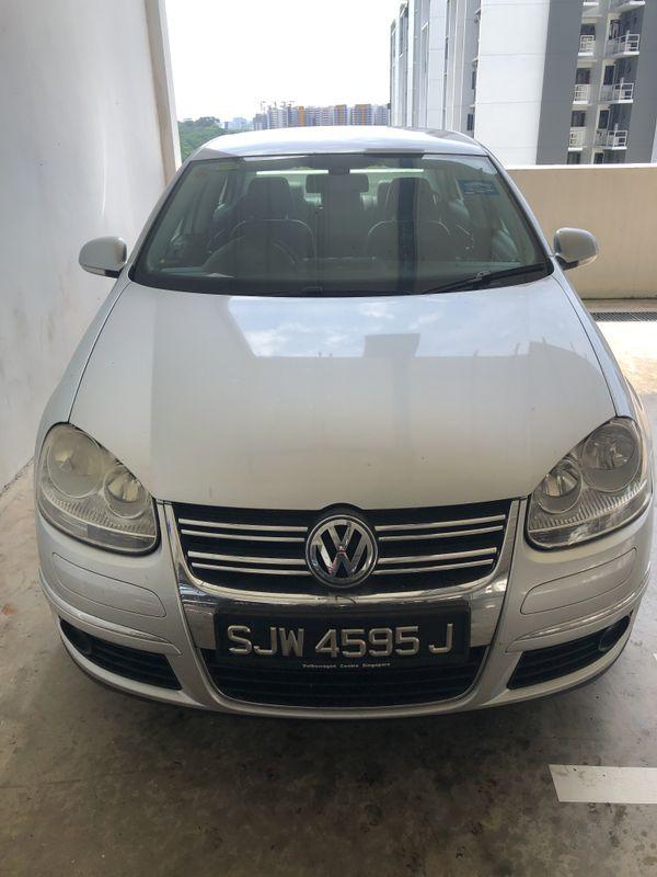 Volkswagen Jetta 1.4 TSI for rent!