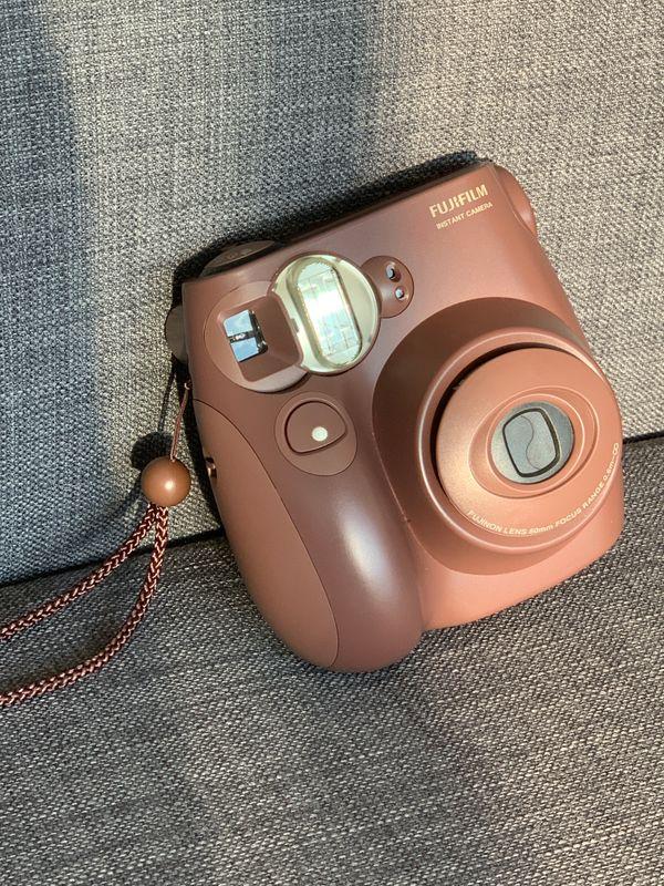 Fuji film instax