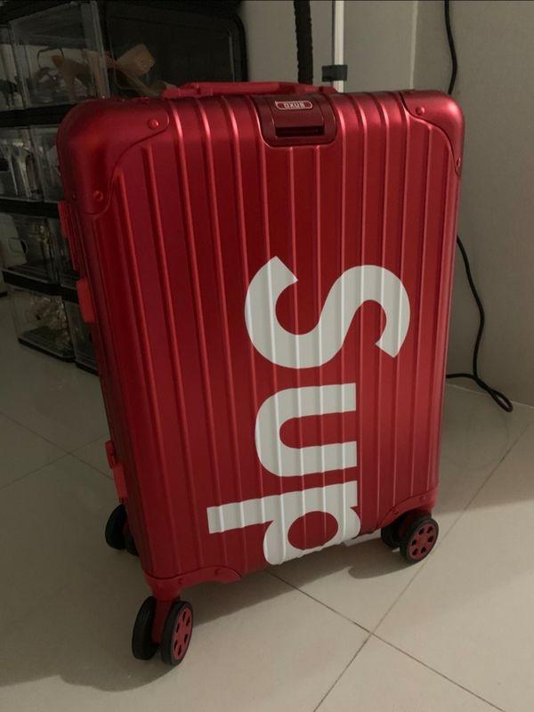 Supreme X Oxus Luggage
