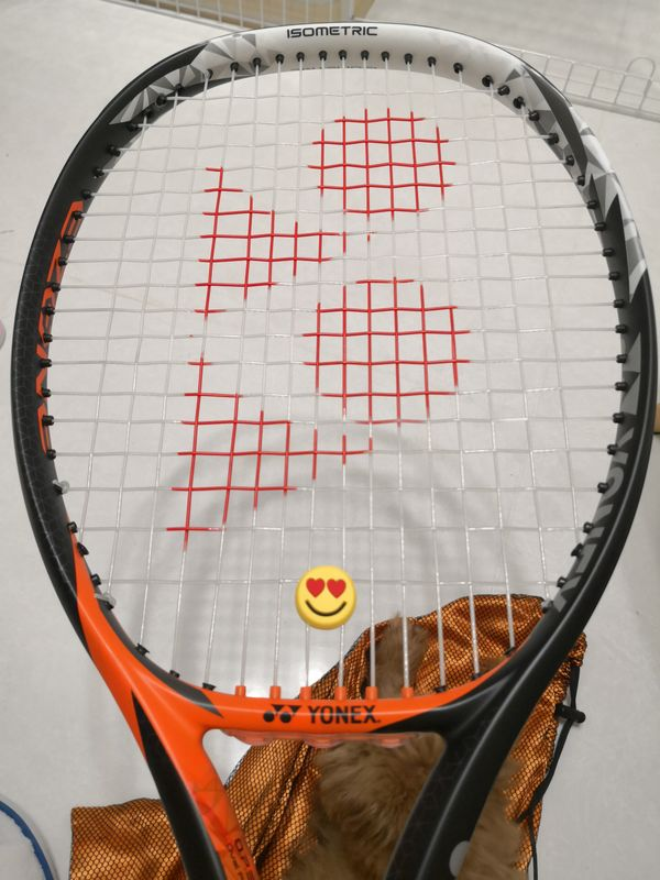 Tennis racket for ladies