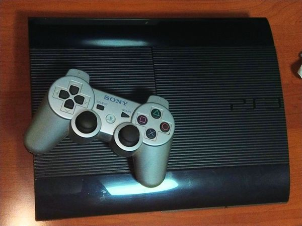 PS3 w Controller