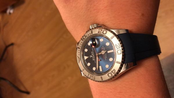 Rolex Yachtmaster 40mm 116622
