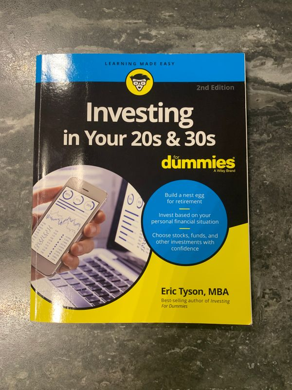 Investing Book (Finance)