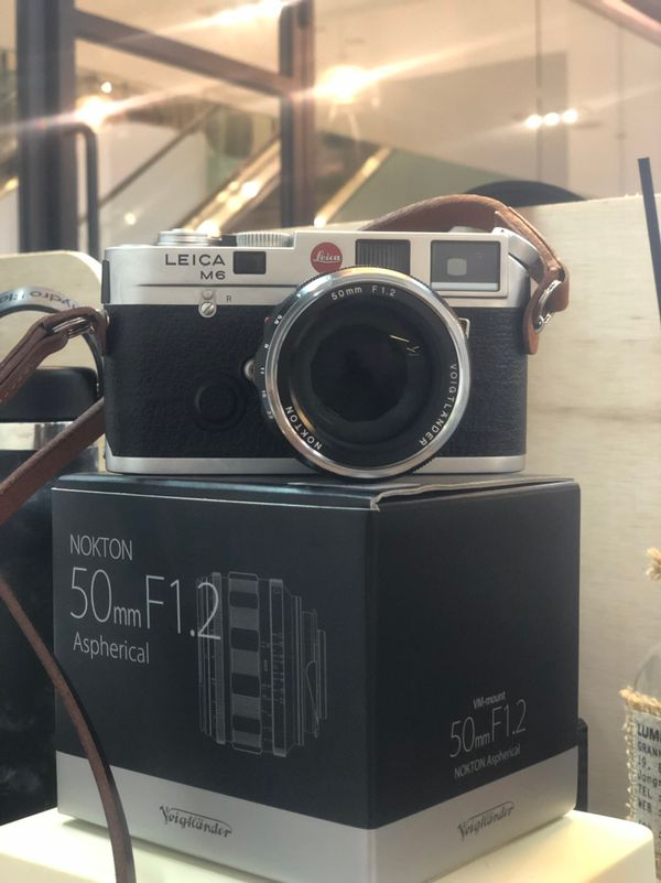 LEICA M6 (Body Only)