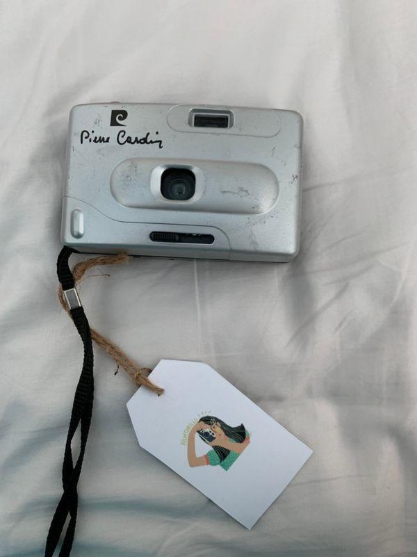 Toy camera 35mm film