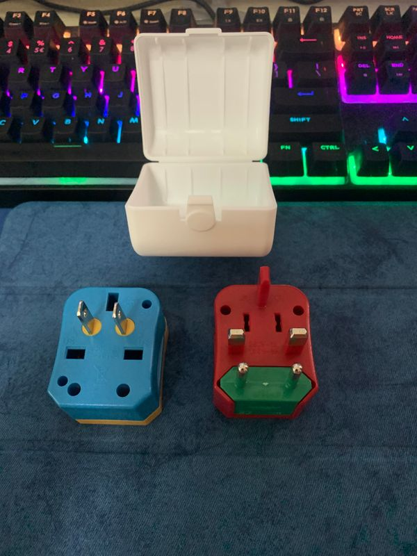 Travel Multi Adapter