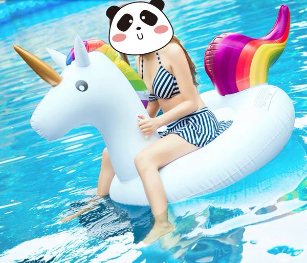 Unicorn Rainbow Float