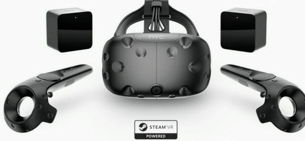 HTC Vive VR Set Rental