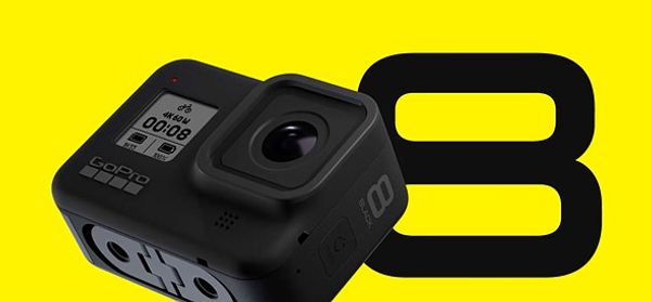 GoPro Hero 8 Black Rental