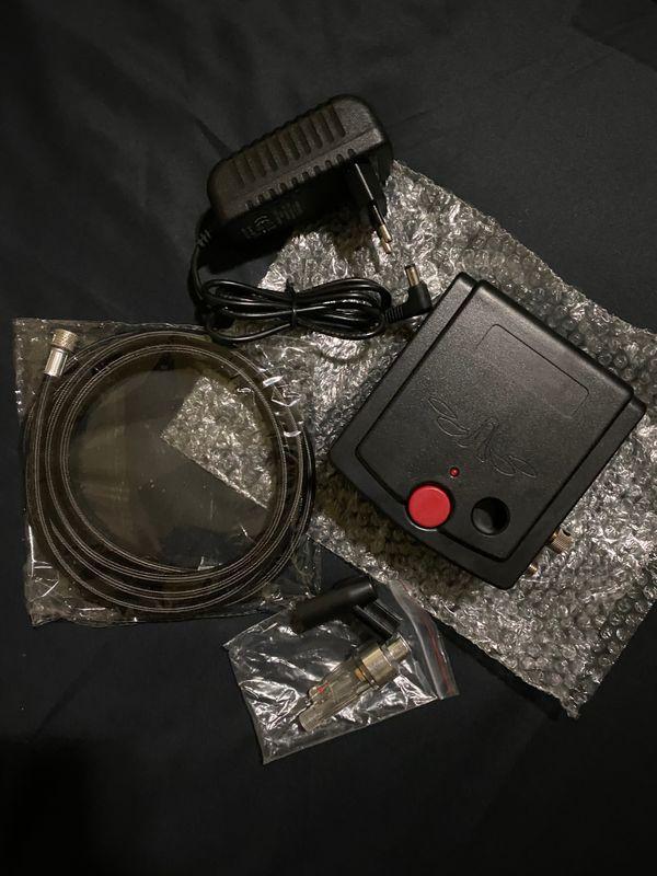 Air Brush Compressor Kit