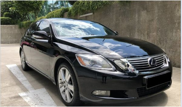 Lexus GS450h Available!
