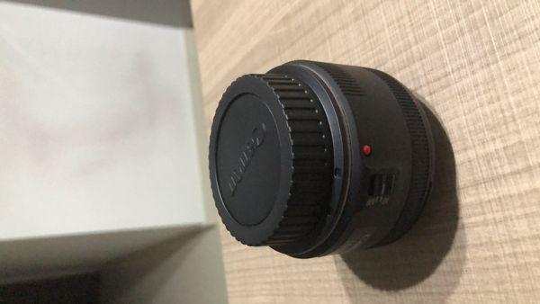 Canon EF/EFS 50mm 1.8 STM