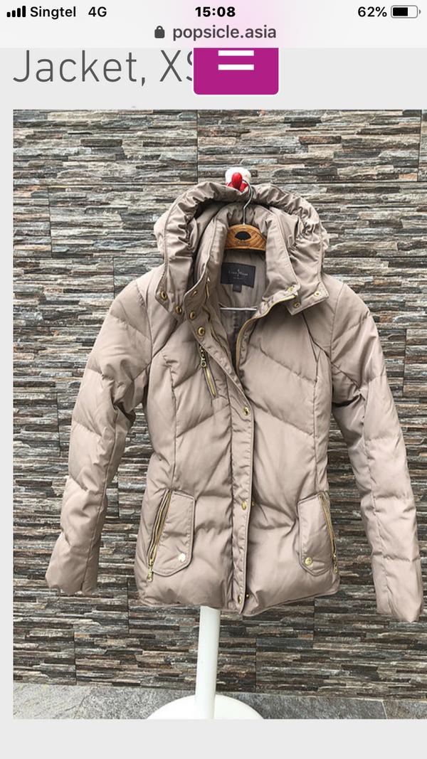 Cole Haan Down Jacket, XS, S, M, L, XL