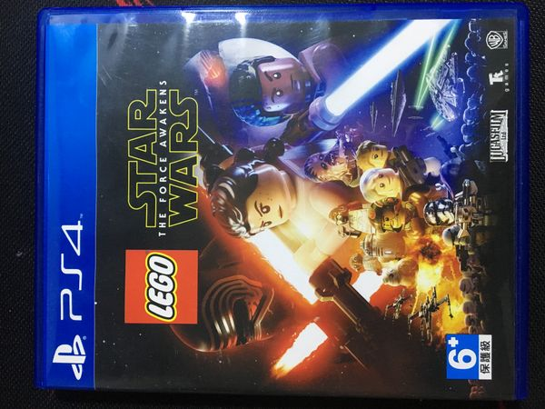 Lego Star Wars ( The Force Awakens )