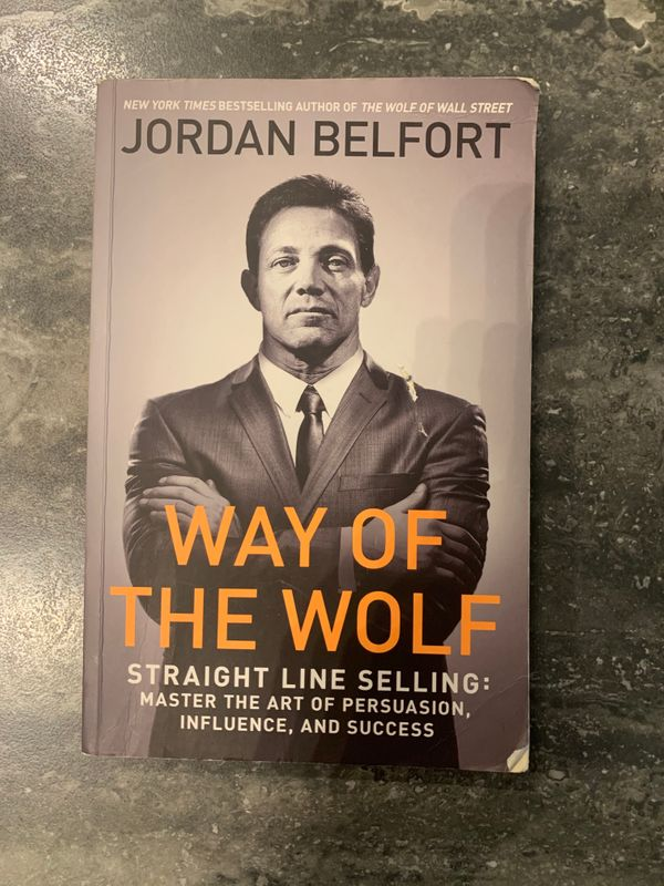 Sales Book (The Way Of the Wolf)