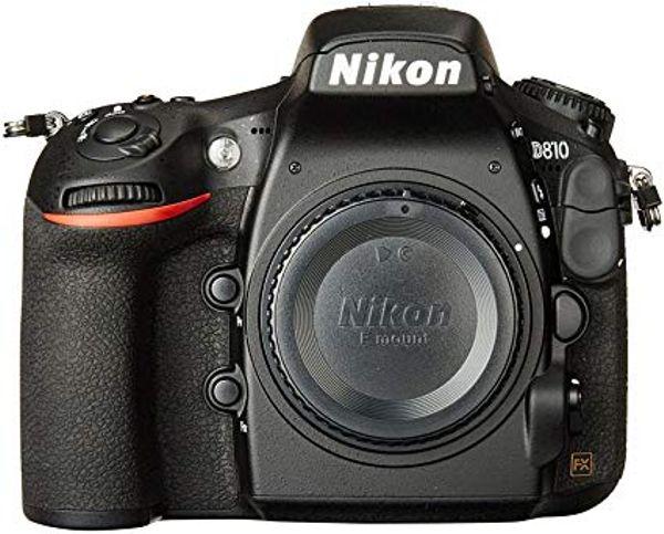 Nikon D810 with multiple batteries