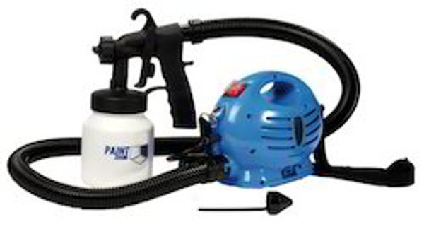 PAINT ZOOM - Automatic Paint Spray for Home Use