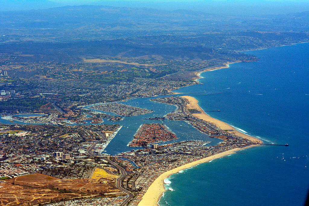 Holiday Rentals in Newport Beach