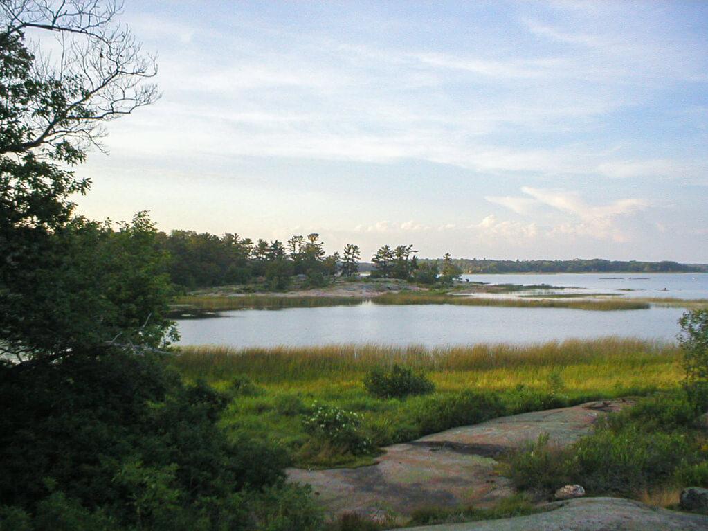 Vacation Rentals in Beausoleil Island