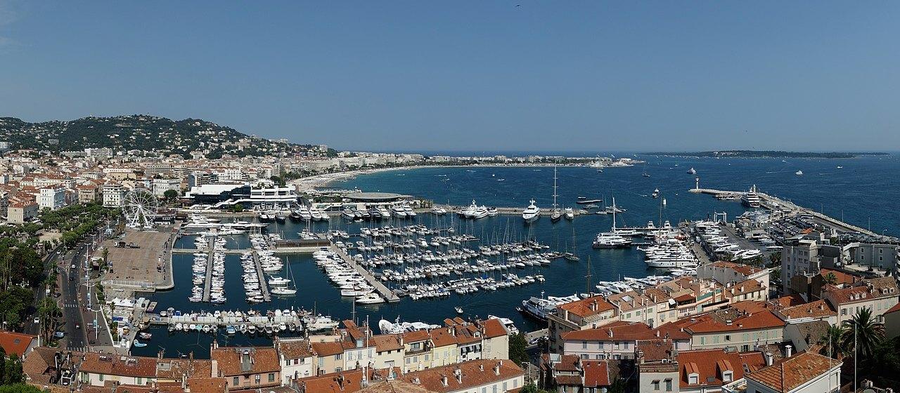 Locations de maisons de vacances à Cannes