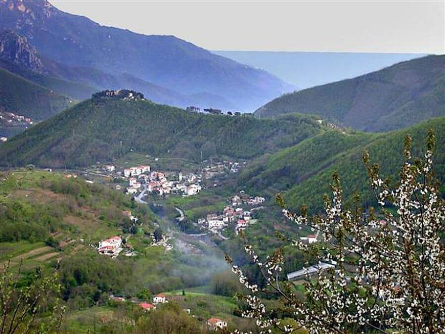 Case vacanze in affitto a Tramonti