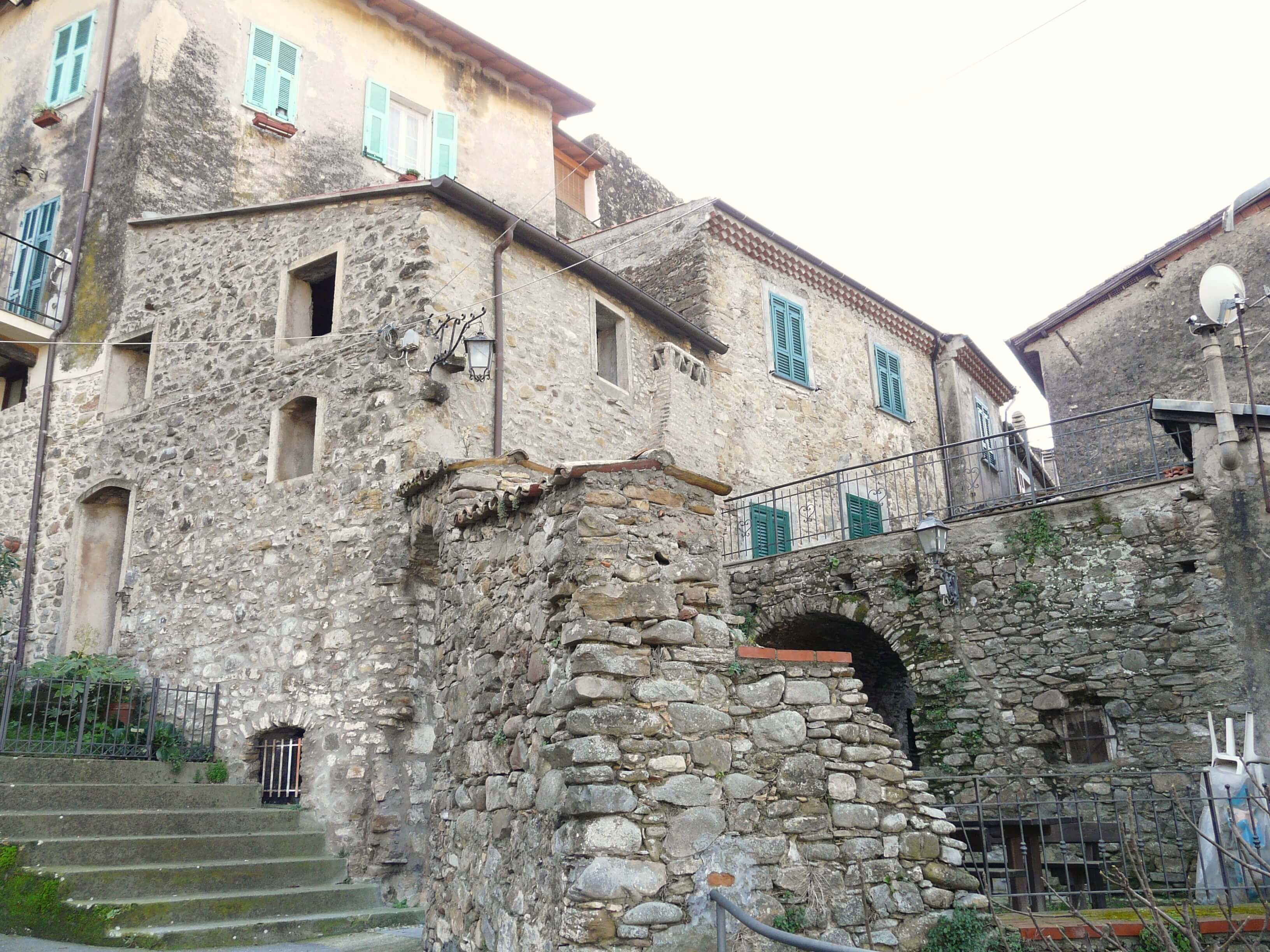 Case vacanze in affitto a Vallecrosia Alta