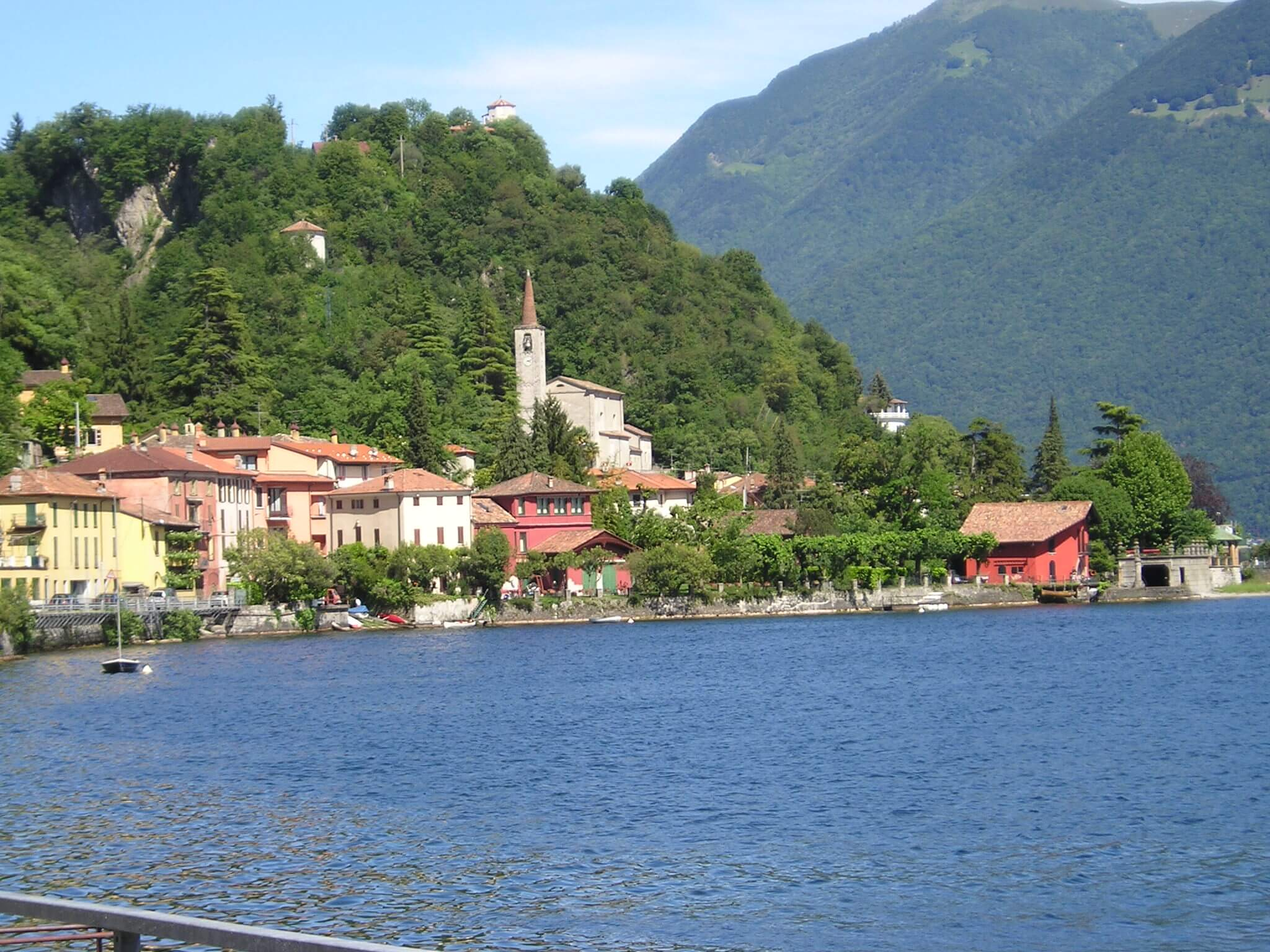 Case vacanze in affitto a Valsolda