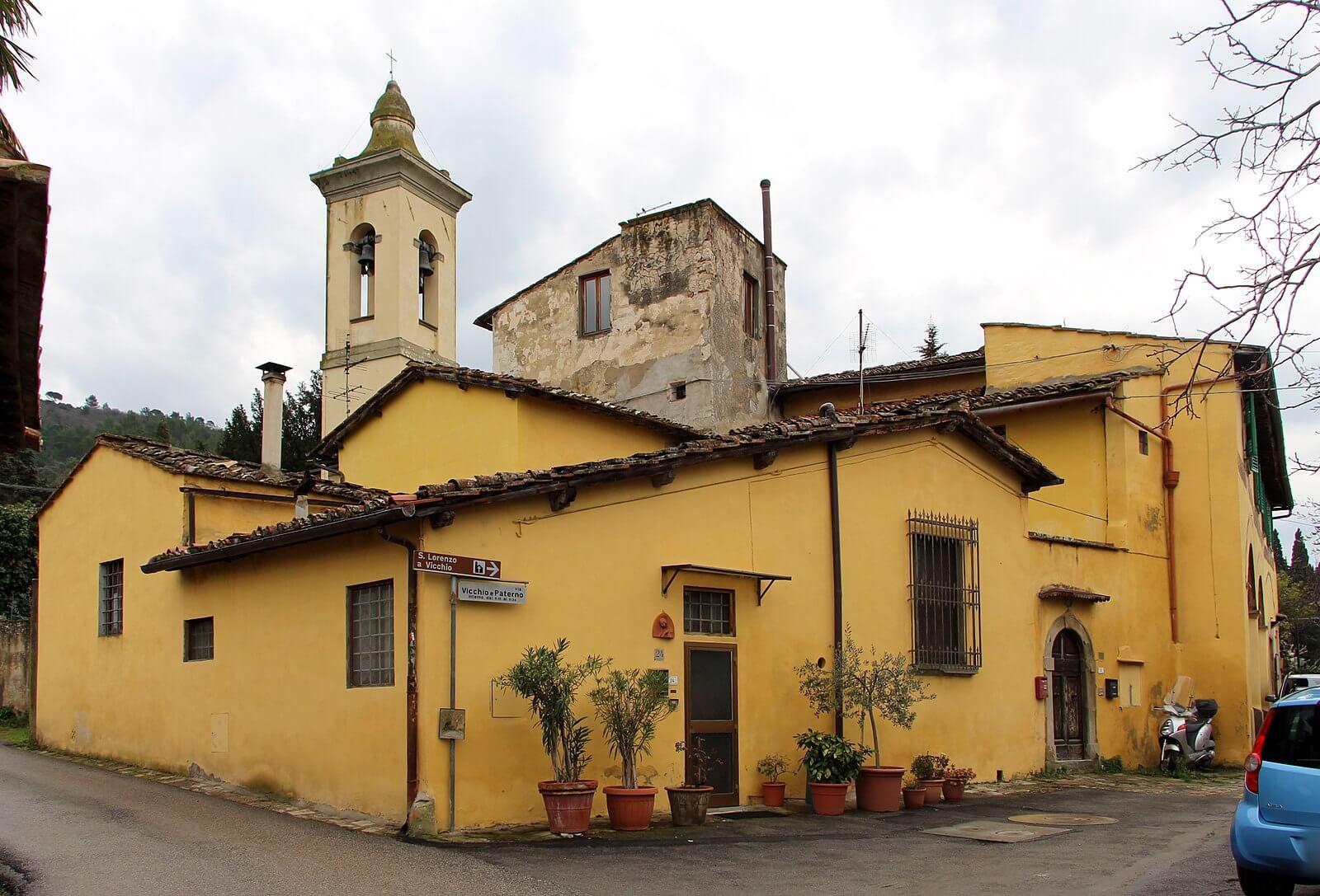 Case vacanze in affitto a Vicchio di Rimaggio