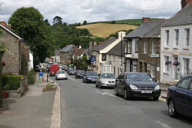 Holiday Rentals in Grampound Road