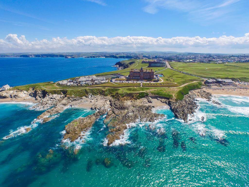 Holiday Rentals in Newquay