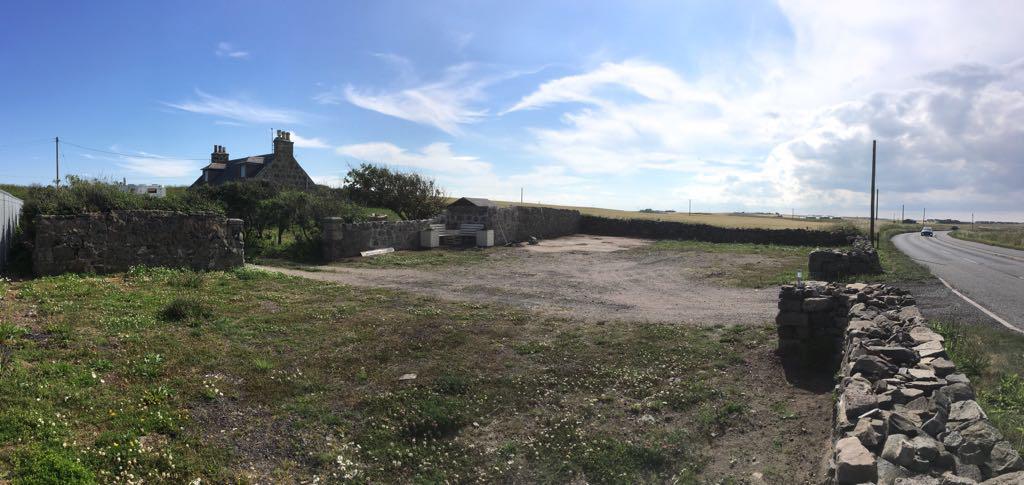 Location: Glenbuchty Stopover Motorhome Aire
