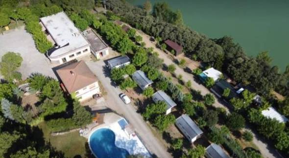 Location: Nou camping Montsec