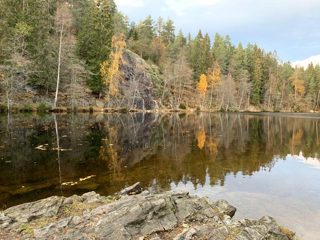 Location: Sognsvann