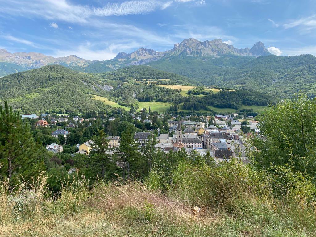 Location: Barcelonnette