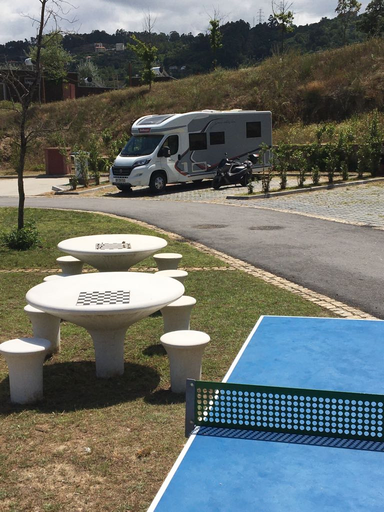Location: Parque de Campismo de Mourilhe