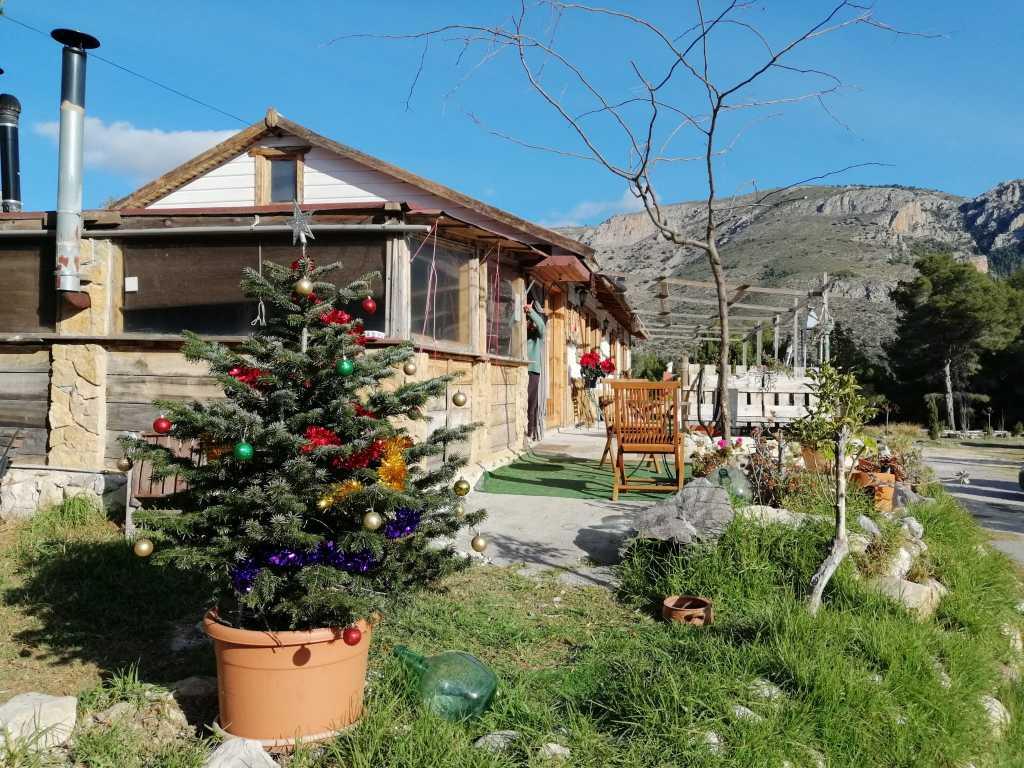 Location: Refugio de Guadalest