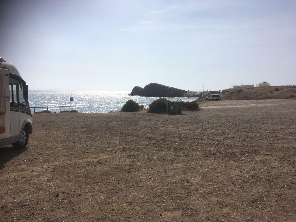 Location: La Isleta del moro