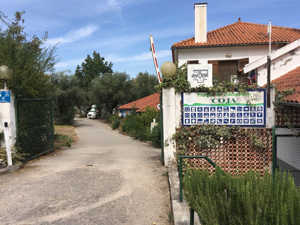 Location: Côja