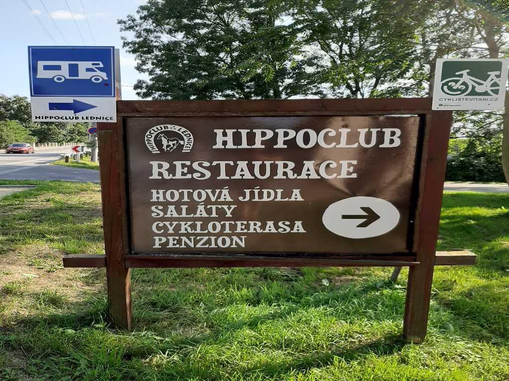 Location: Hippoclub Lednice