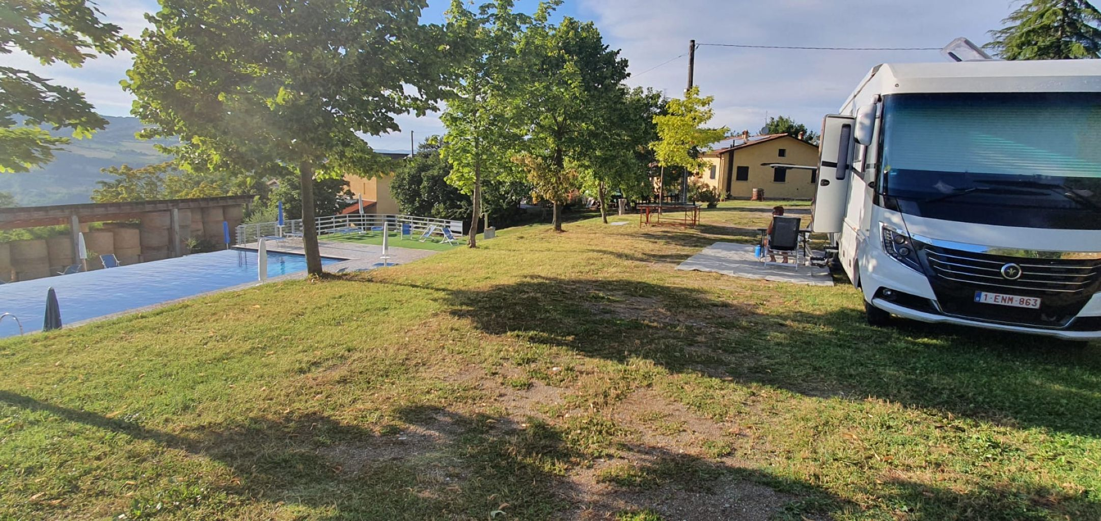 Location: Azienda Agricola Clorofilla