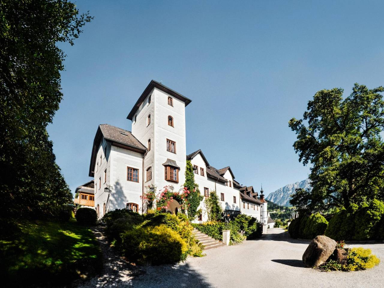 Location: Hotel Schloss Thannegg - Moosheim